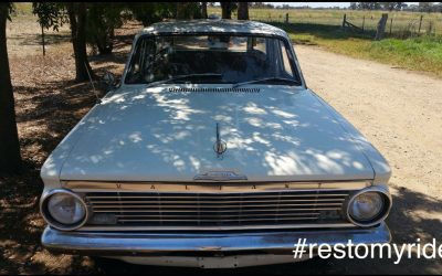 Get Resto'd Entry – Andrew Penney