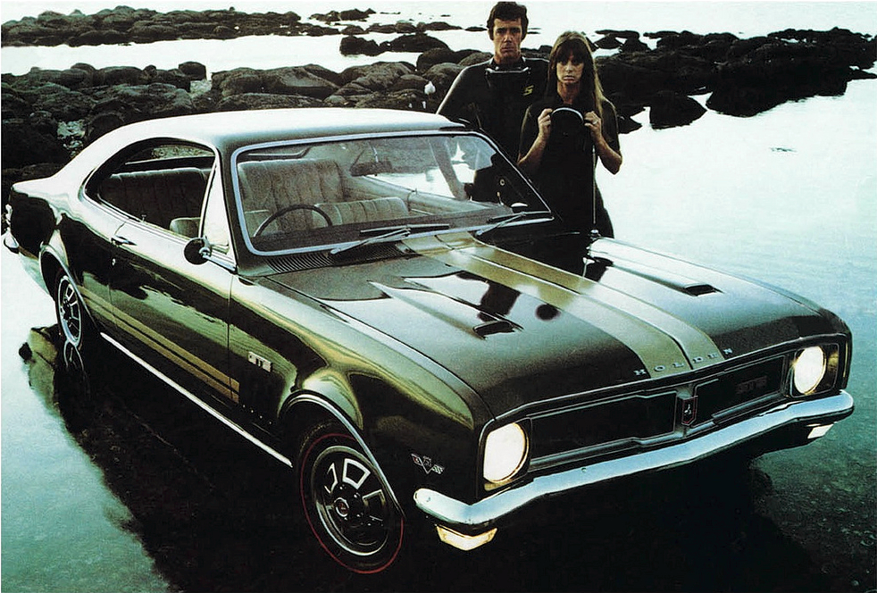 Old Holden Muscle Cars