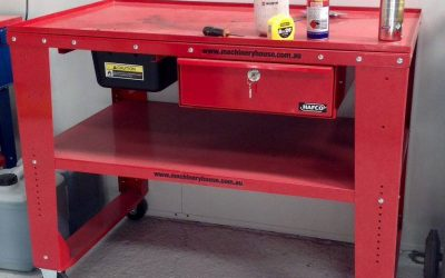 Hare & Forbes Machineryhouse Steel Engine Tear Down Table