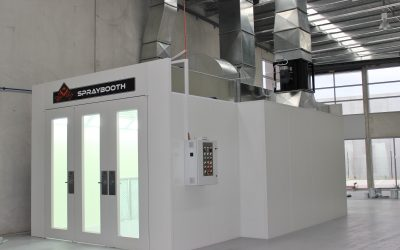 Do you know what to look for when buying a new spray booth?