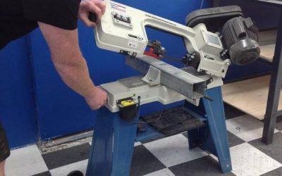 Hare & Forbes Machineryhouse Metal Cutting Band Saw