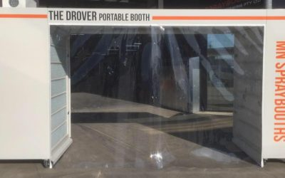 The New Smart Repair Portable Booth is here!