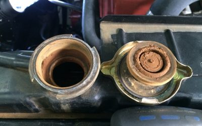 What's the problem with using water in your cooling system?