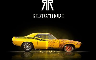 Resto my Ride announce the launch of www.restomyride.tv digital TV Platform.