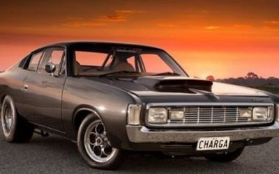 Valiant Charger – Flash Back Friday