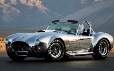 Shelby Cobra – Flash Back Friday