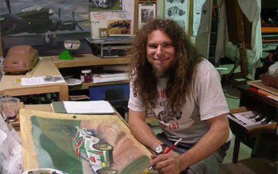 Simon May the Illustrator