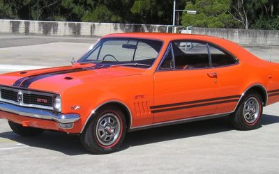 Holden Monaro GTS 350 – Flash Back Friday