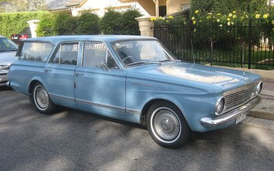 Chrysler AP5 Valiant – Flash Back Friday