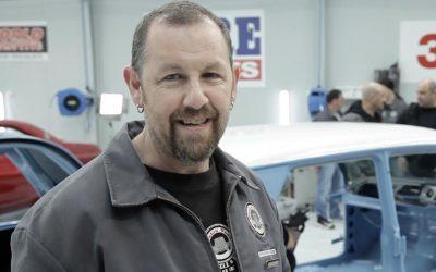 Dave Portelli the Resident – President