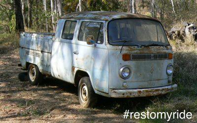Get Resto'd Entry – John Whyte