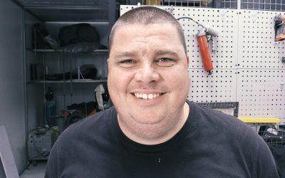 Mick Godden the Engine Master