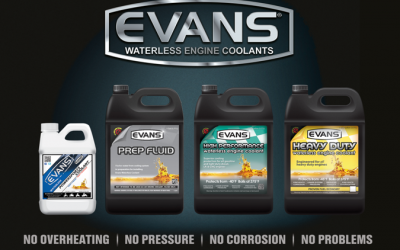 Good Boiling Vs Bad Boiling with Evans Coolants