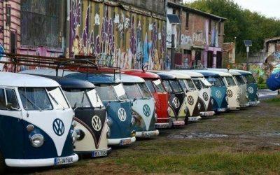 Volkswagen Kombi – Flash Back Friday