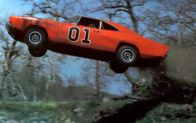 The General Lee 1969 Dodge Charger