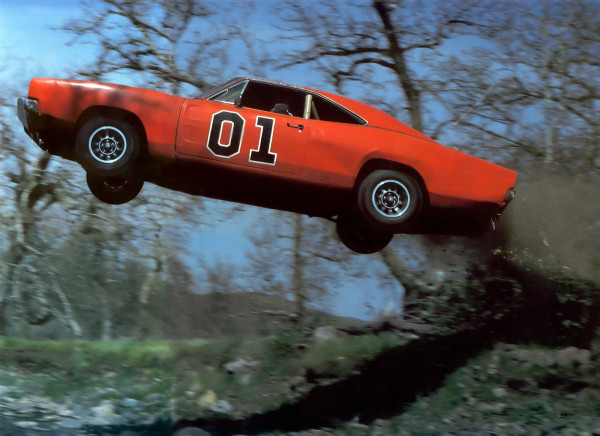 The General Lee 1969 Dodge Charger - Resto my Ride