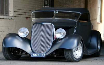 Daves 1933 Ford Roadster